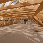 Dachgeschoss Scheune
